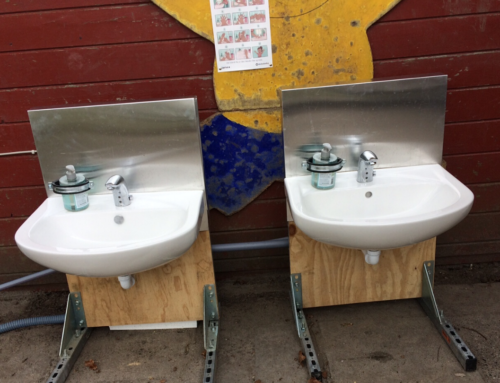 Ekstra håndvaske til kommunens børnehaver