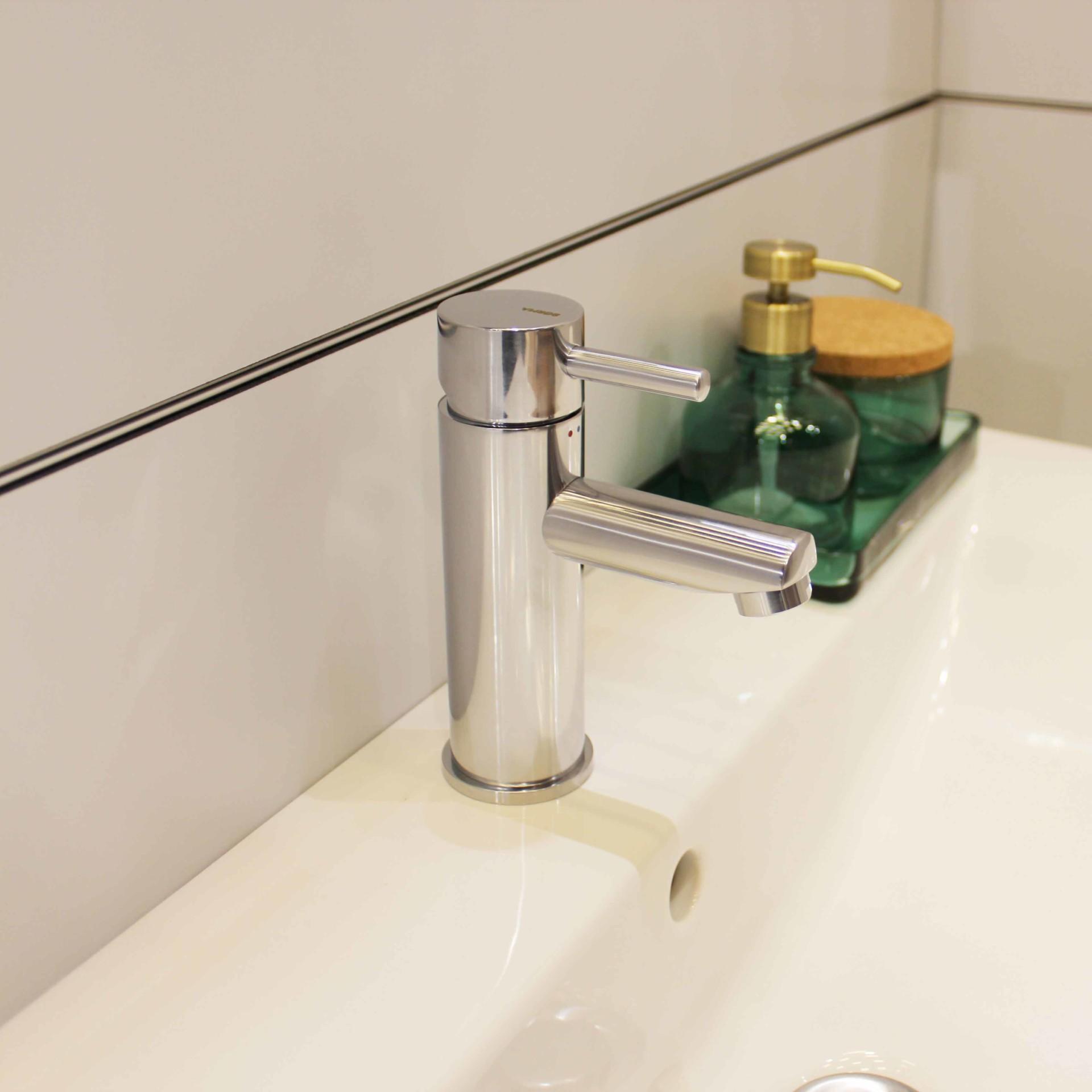Vangvedvængets VVS vandhane børma