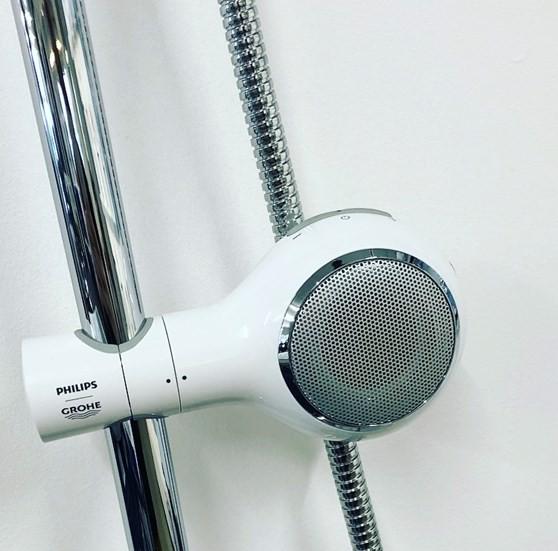 GROHE AQUATUNES Bluetooth højtaler