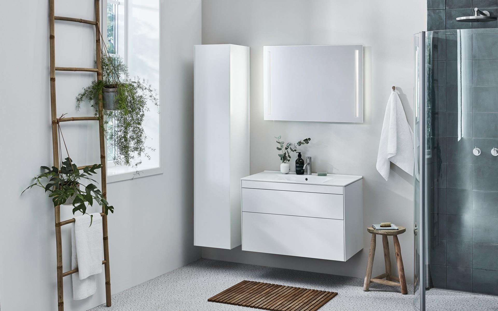 Vangvedvængets VVS IFÖ badeværelse