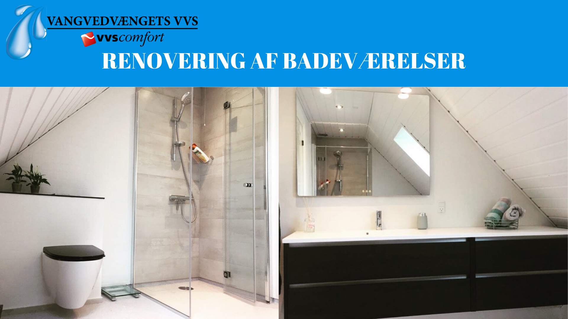 Renovering badeværelser Silkeborg Midtjylland