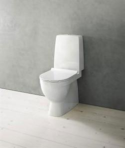 Duravit DuraStyle Nordic Gulvstående toilet
