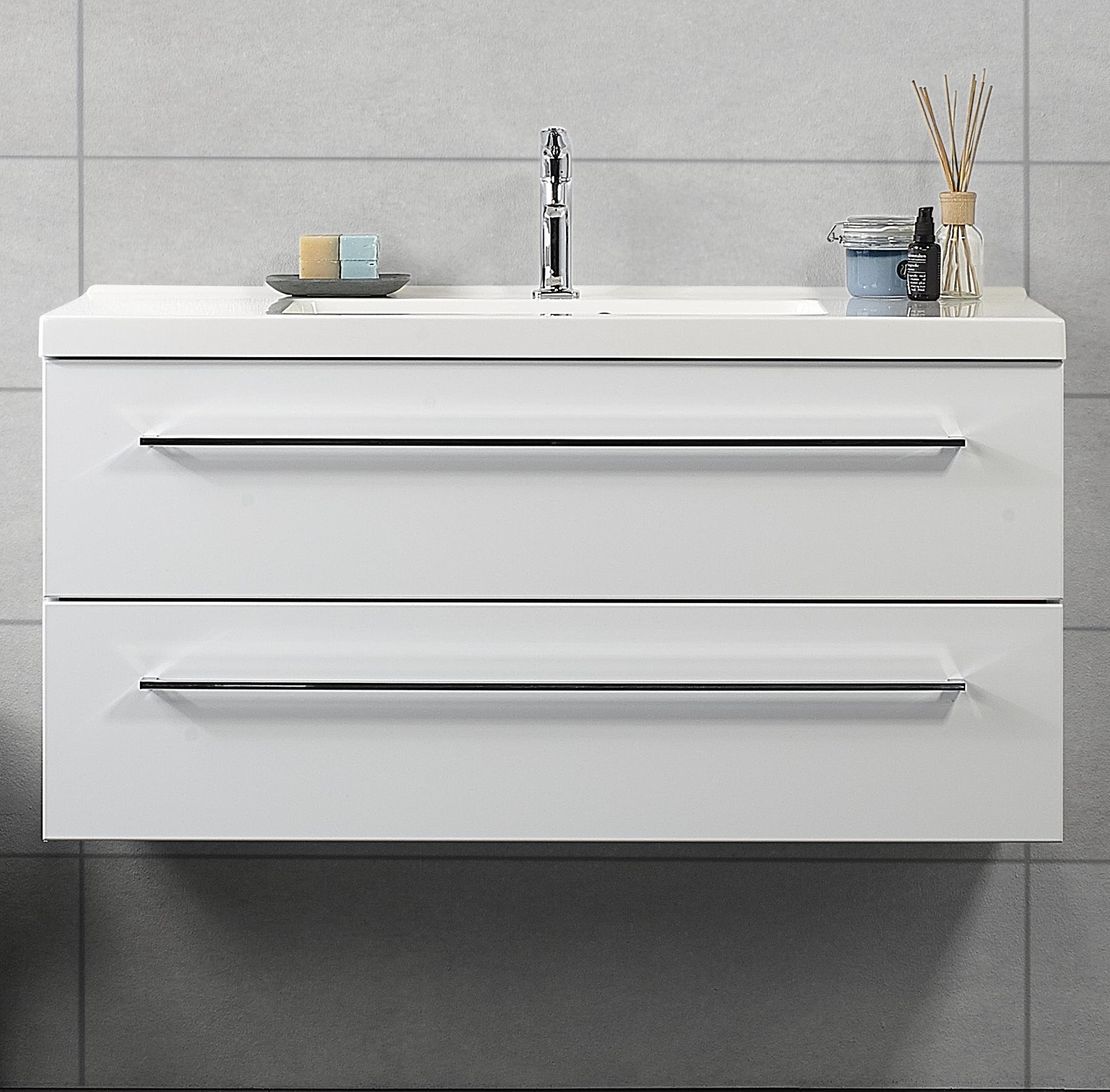 Dansani møbelsæt badeværelse håndvask armatur